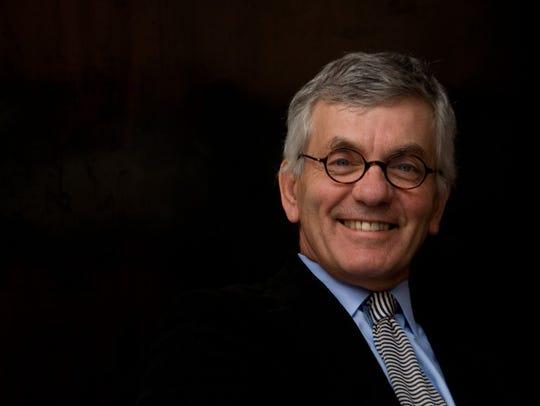 Storyteller Rolf Kielman of Hinesburg