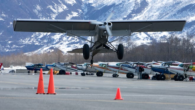 Valdez competition photos courtesy of EAA.
