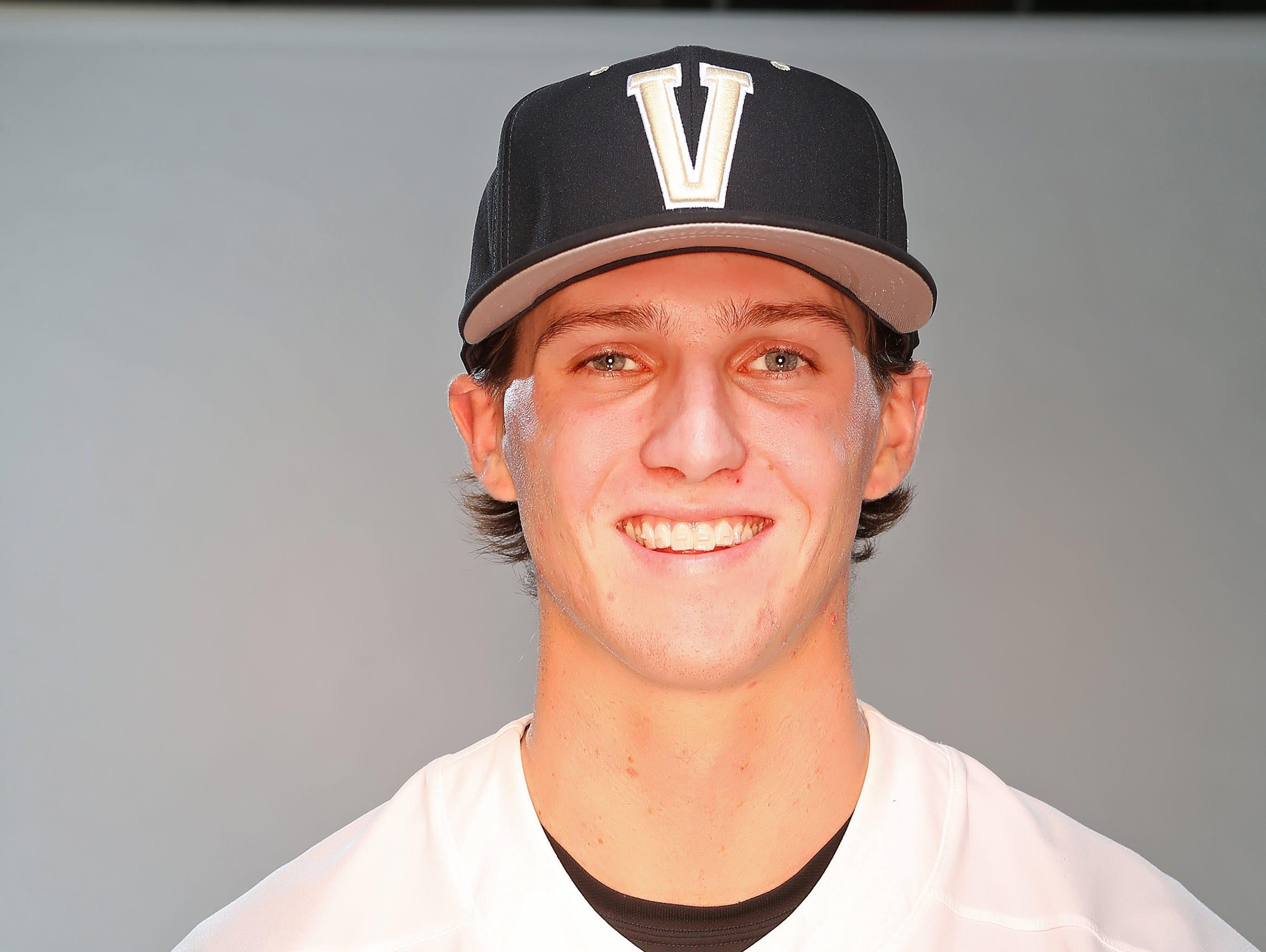 Vanderbilt baseball's Kyle Wright in 2017.