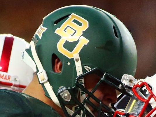 USP NCAA FOOTBALL: LAMAR AT BAYLOR S FBC USA TX