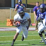 Running back Demard Llorens should play a critical role in the Northwestern State offense next season.