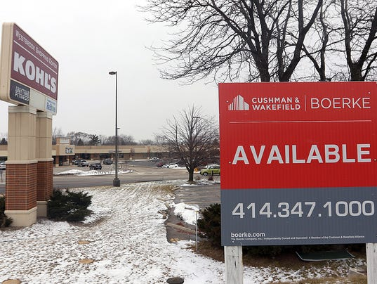 Westbrook Shopping center looks to fill vacancies