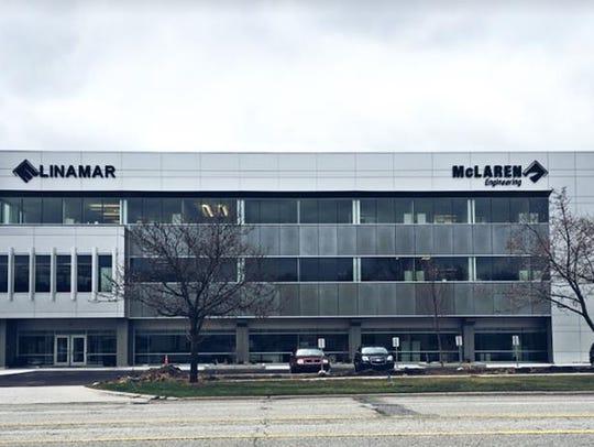 McLaren Engineering underwent a complete renovation