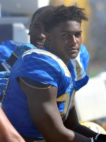 UCLA linebacker Myles Jack is withdrawing from school