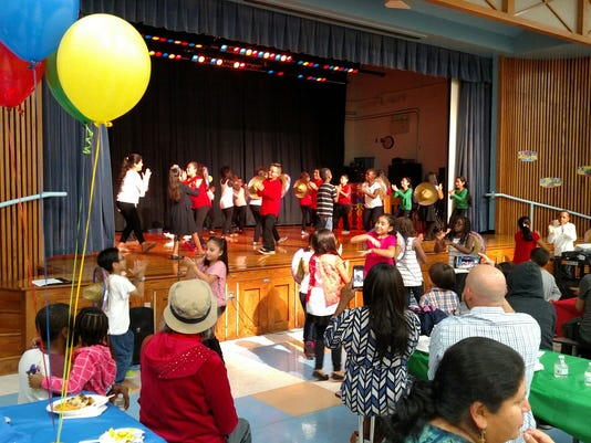 East End School celebrates Hispanic Heritage Month