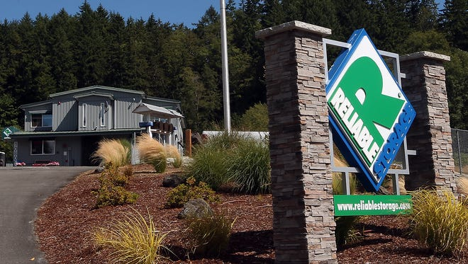 Reliable Storage has applied to expand its on Forest Rock Lane facility in Poulsbo. But the city council has approved a six-month moratorium on new storage facilities or expansion of existing ones.