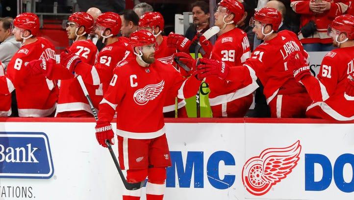 Detroit Red Wings mailbag: Could Henrik Zetterberg be traded?