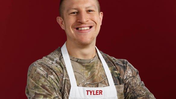Tyler Viars Masterchef headshot 2014