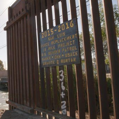 Trump presiona por financiamiento de muro fronterizo