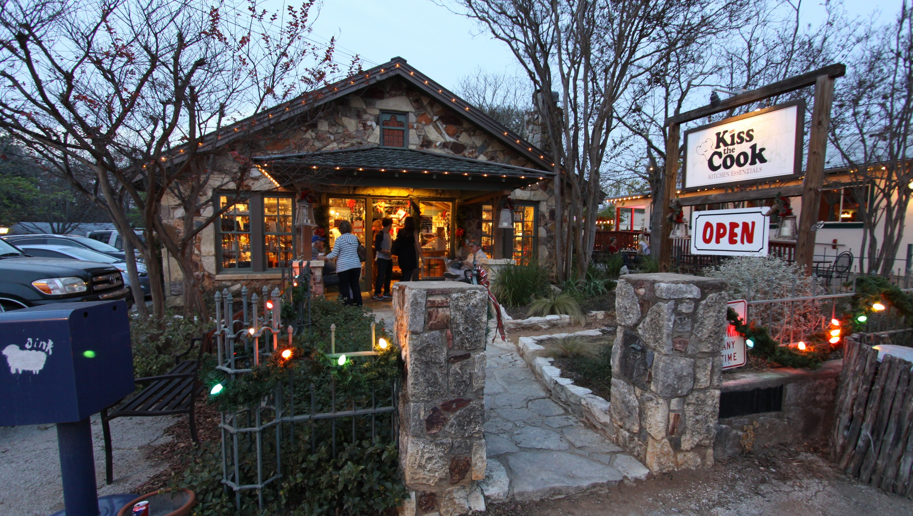 Wimberley Small Town America Texas Style