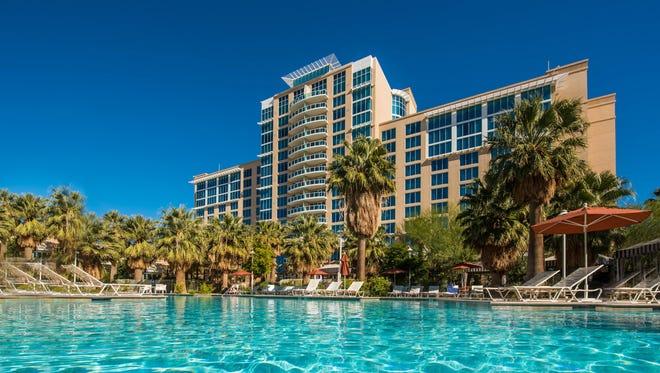 Agua Caliente Casino Resort Spa in Rancho Mirage.