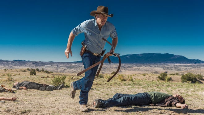 Robert Taylor returns in the sixth and final season of Netflix's 'Longmire.'