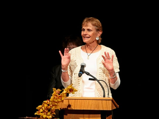 Mystery author Anne Hillerman will deliver the plenary