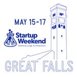 Logo for Startup Weekend Great Falls