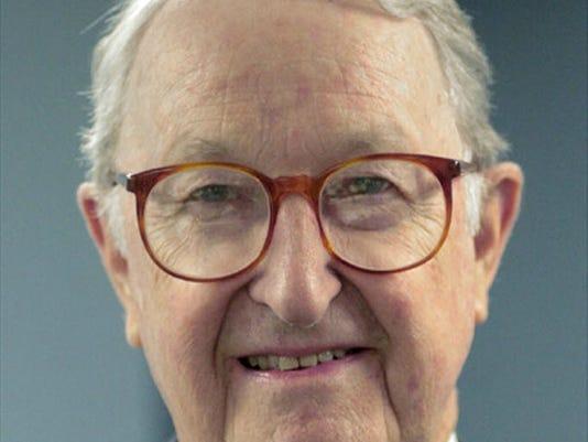 Henry Leader died April 4 at 93.