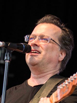 Gordon Gano with Violent Femmes performs during the Last Summer on Earth Tour 2015 at Verizon Wireless Amphitheatre on  July 12 in Atlanta.