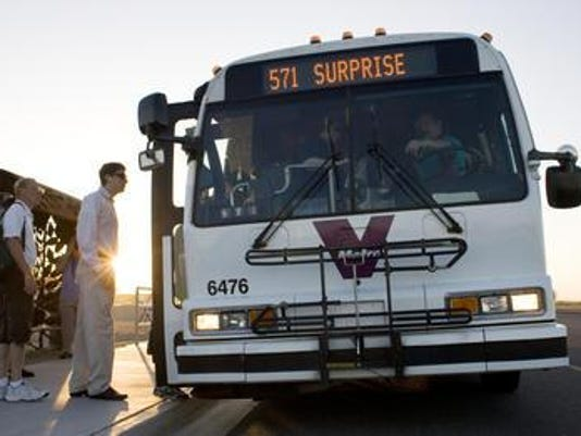 surprise park and ride
