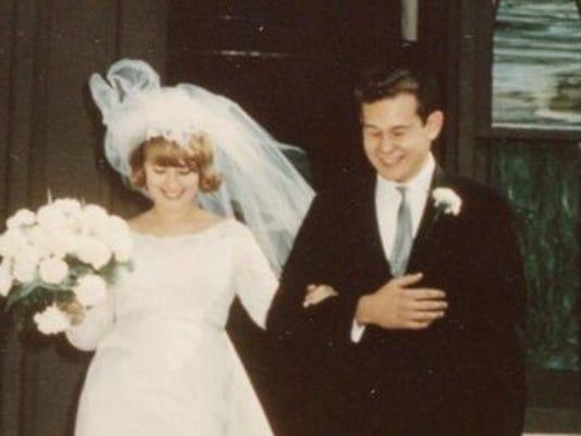 Anniversaries: Bob Keller & Nancy Keller