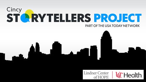 The Cincy Storytellers Project will close its season on Nov. 16 at The Carnegie in Covington, KY. This evening will feature stories from the front lines of the opiod epidemic and is sponsored by the Lindner  Center of HOPE.