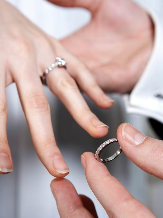 XXX YOUR LIFE STOCK WEDDING RING BRIDE 13794.JPG A FEA