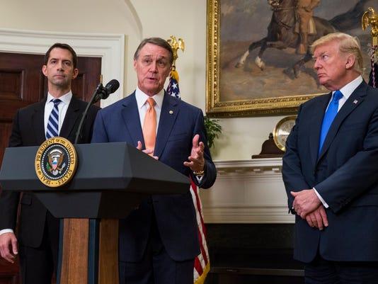 EPA USA TRUMP IMMIGRATION POL GOVERNMENT USA DC
