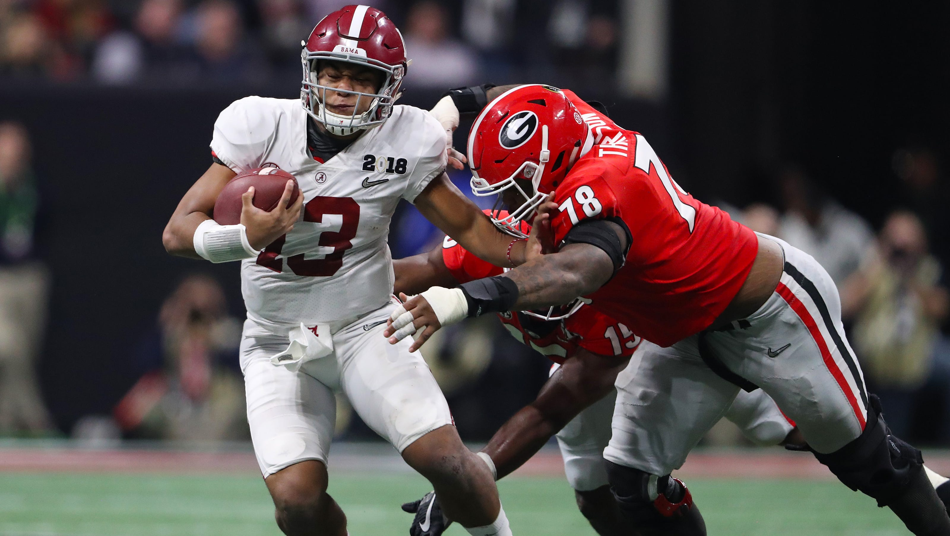 Amway Coaches Poll Top 25 College Football Team Outlooks