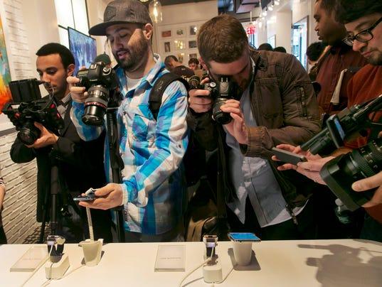 AP TEC Wireless Show Samsung