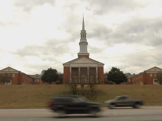 Eastlan Baptist Church