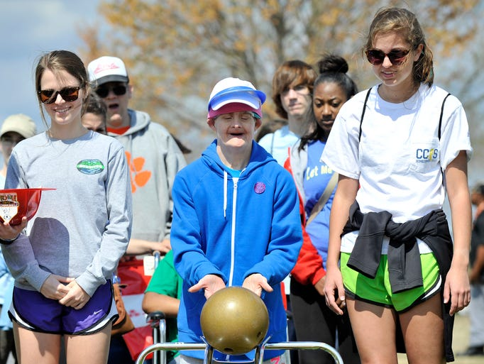 2014 Special Olympics Greenville Spring Games