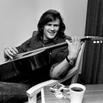 Renowned songwriter Kris Kristofferson talks about taking the bitter of being famous with the sweet during his interview Jan. 10, 1971.