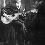 Blues legend Robert Johnson was one of the greatest and most influential guitarists of all time.