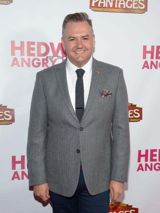 BLOG -- Ross Mathews Getty Images