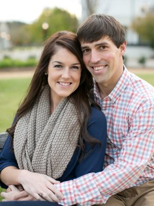 Engagements: Christen Elizabeth Leach & David James Thomason