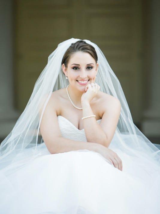 Weddings: Virginia Hughes & Andrew Ruff