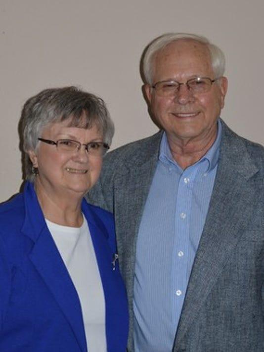 Anniversaries: Hal Frentz & Jan Frentz