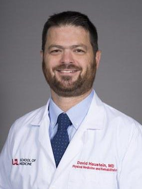 David J. Haustein, appointed associate dean of the University of Missouri's Springfield Clinical Campus.