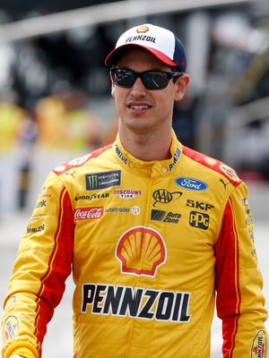 Joey Logano is in a must-win situation.