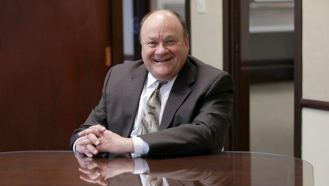Bob Simandl specializes in employment law at von Briesen & Roper.