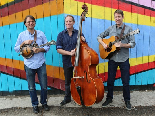 The Matt Flinner Trio performs Thursday at the Canaan Institute in Brooktondale.