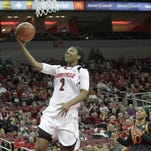 Louisville basketball's Myisha Hines-Allen named ACC Player of the Week