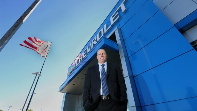 Gregory Stahl is CEO of Bob Johnson Chevrolet  which has been a Top 100 company for many years.