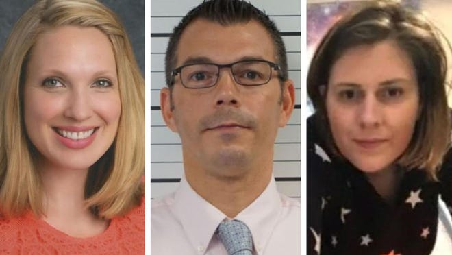 Christina Duffy, a social studies teacher at Hampton Academy, Jay Keough, who teaches criminal justice in Rochester, and Kathleen McCaffrey-Pomerleau, a second grade teacher in Exeter, are among the 11 semifinalists for the New Hampshire Teacher of the Year award.