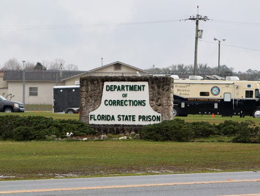 how to write to a prisoner in florida