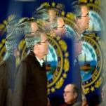 Jeb Bush in Laconia, N.H., on Feb. 3, 2016.