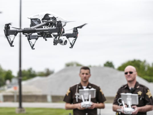 Indiana Police Departments Want Drones Theres Just One Big Problem
