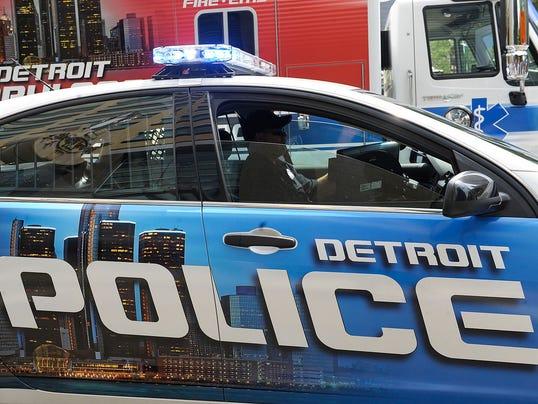 Detroit Public Safety