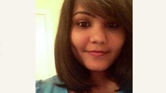 Yamini Karanam's brain tumor was an embryonic twin - complete with hair, bone and teeth - called a teratoma.