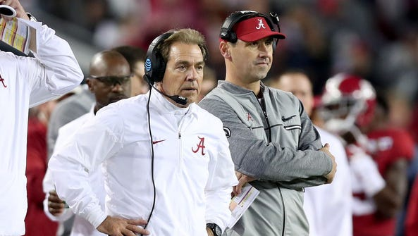 The Saban-Sarkisian coach-coordinator marriage lasted