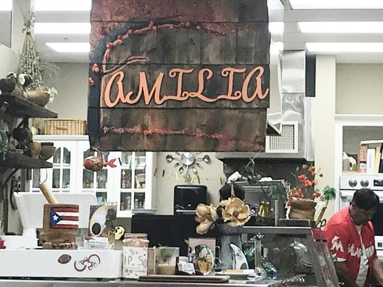 Familia's kitchen in Port St. Lucie.