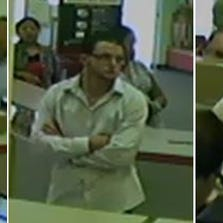 This man is accused of using a fake ID to steal credit cards and mail from another person.